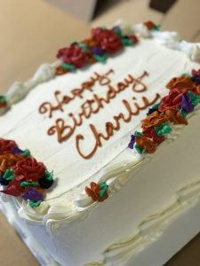 Charlie Cake