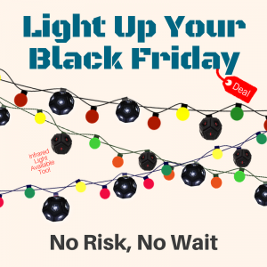 Light up your Black Friday