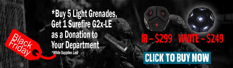 Black friday Light Grenade