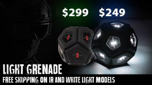 Light Grenade Black Friday