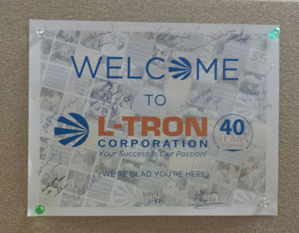 welcome to l-tron