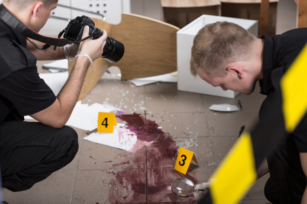 Crime Scene Photography Terms