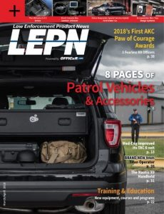 March 2018 edition of LEPN