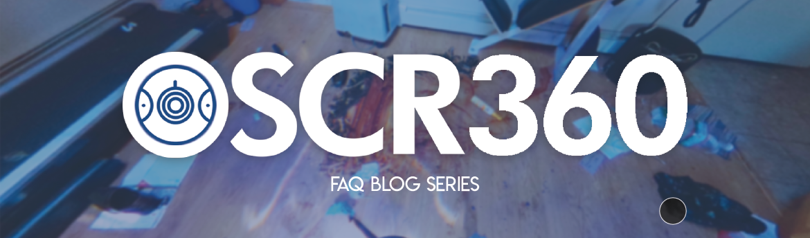 OSCR360 FAQ Blog Series