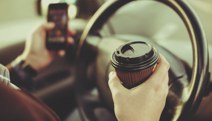 I am a Distracted Driver – How can you limit distractions behind the wheel?