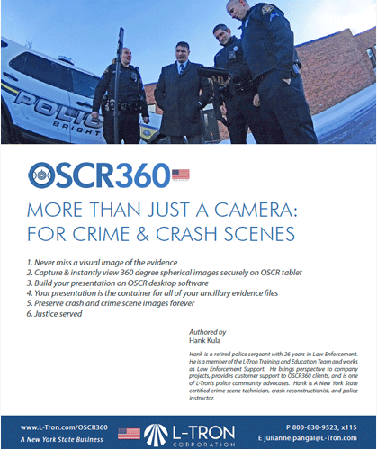 OSCR360 Whitepaper - More than just a camera for crime and crash