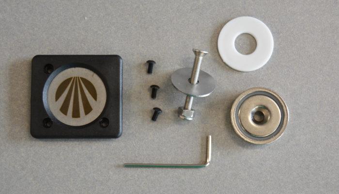 4910LR DL Reader Magnetic Mount Datasheet