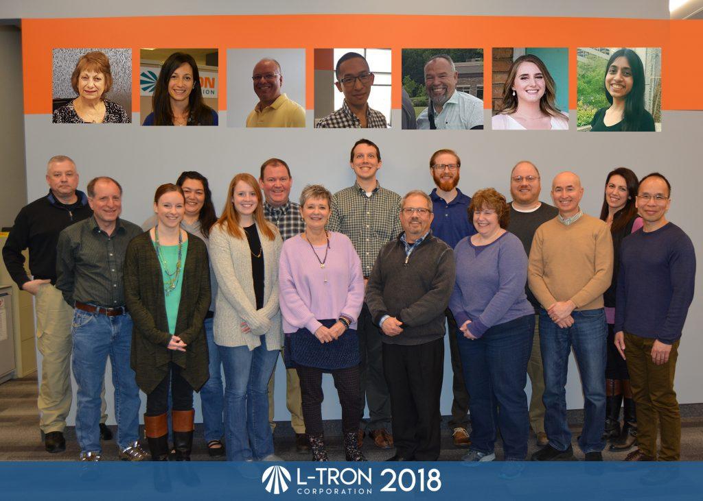 L-Tron Employee Anniversaries