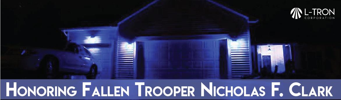 Fallen Trooper Clark