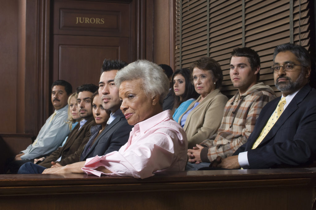 Courtroom Perspective