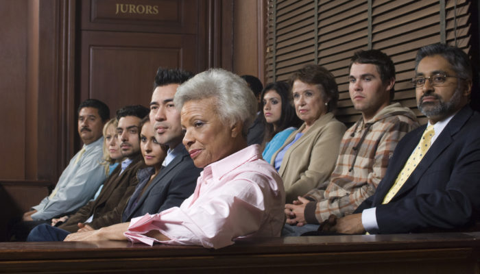 It's All About Perspective Part 1 – Courtroom Perspective