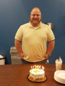 Happy Birthday Jeremy