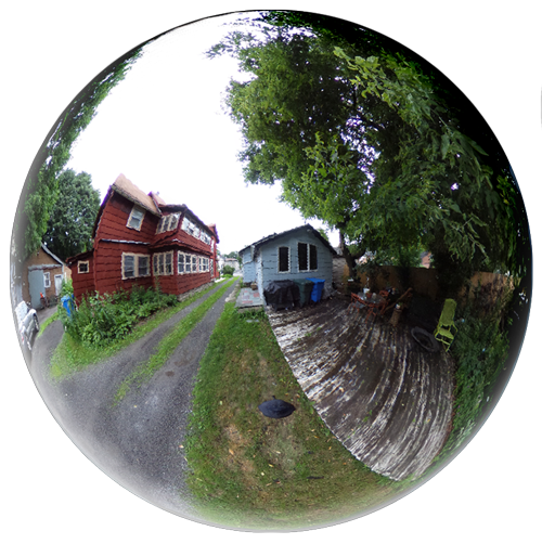 Spherical Images