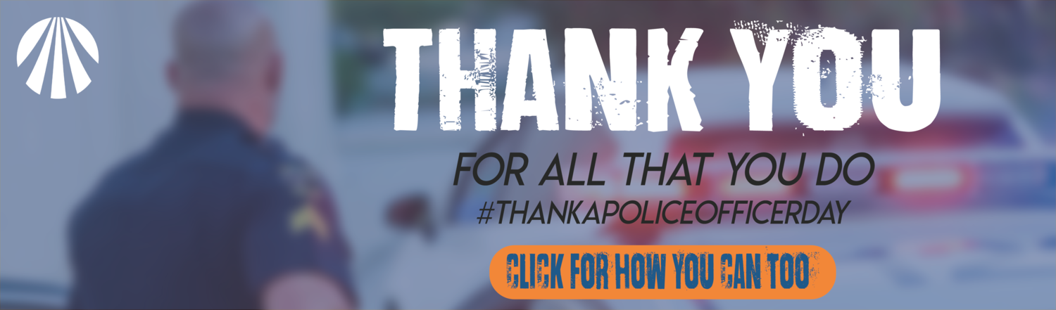thank a police officer day