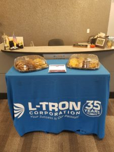 Cookies & Coffee for Law Enforcement