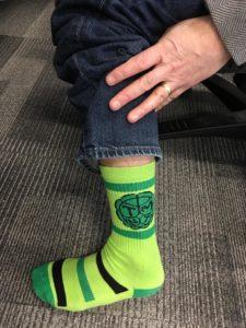 Charlie National Sock Day Socks