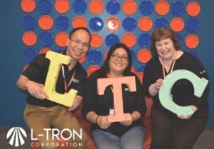 LTC quality team at ribbon cutting