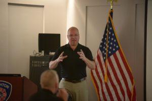 Andy teaching photo training 2