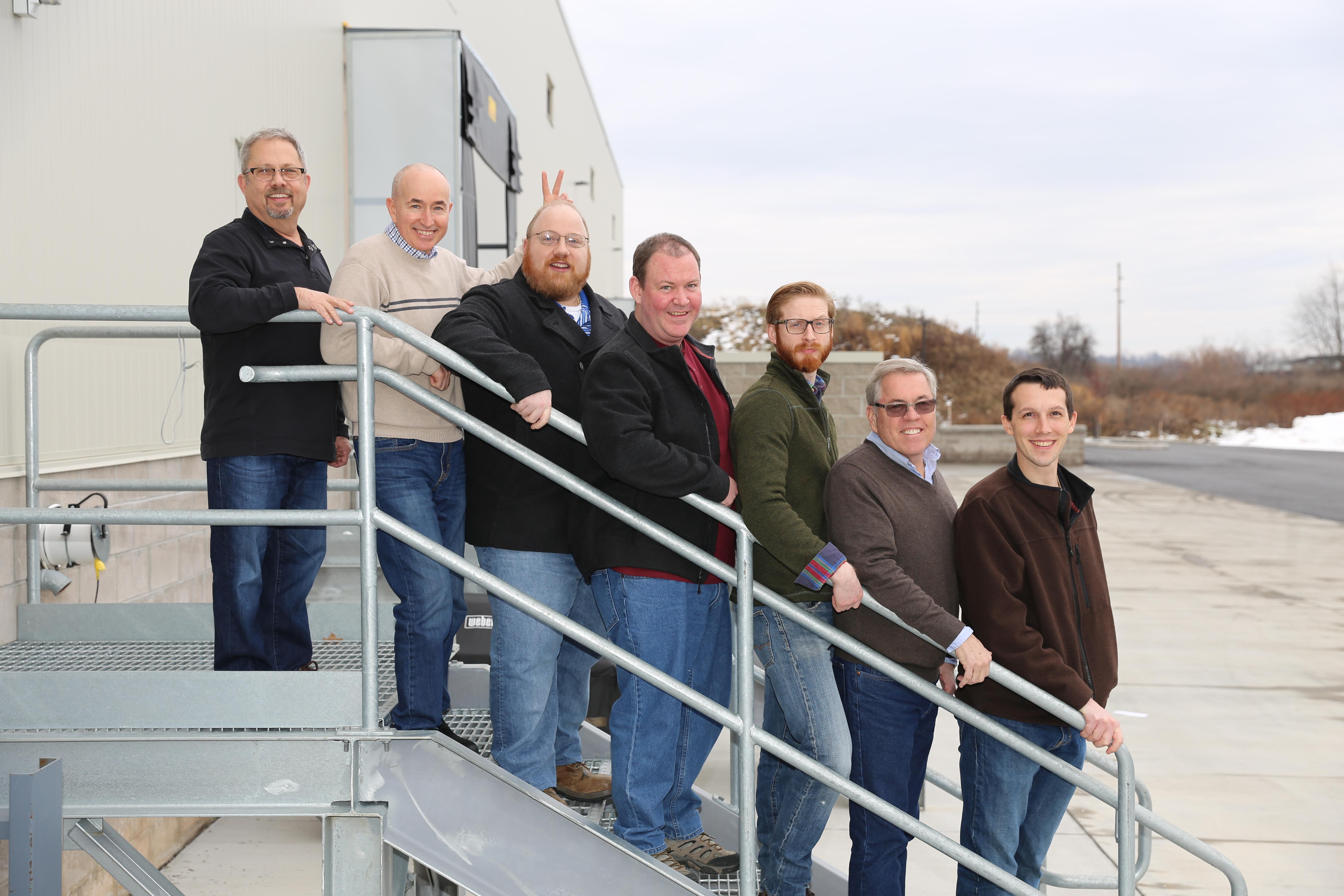 National Salesperson Day - Team photo