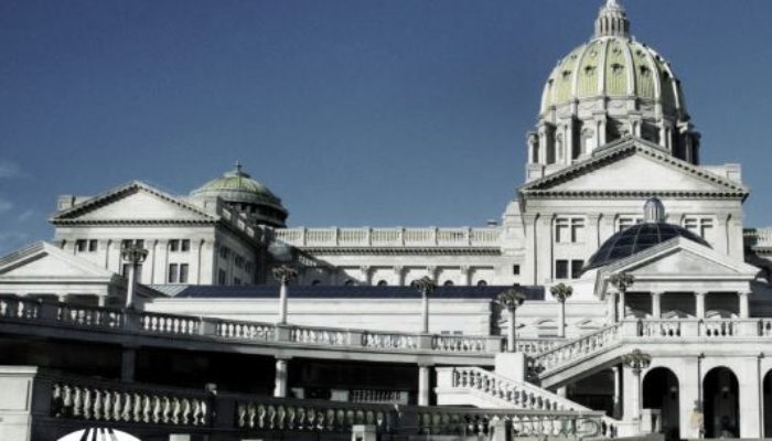 Where's OSCR? Harrisburg, Pennsylvania