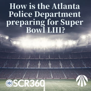 Atlanta Police Department Super Bowl LIII