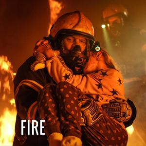 OSCR360 arson investigation