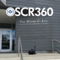 OSCR360 in front of Dr.Henry Lee Institute