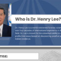 who is dr henry lee