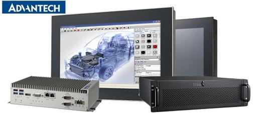 Advantech IPCs for Manufacturing