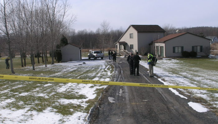 How could OSCR have assisted Ontario County with the 2009 Valentines Day Homicide?