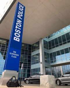OSCR360 Travels to MA - Boston Police Department