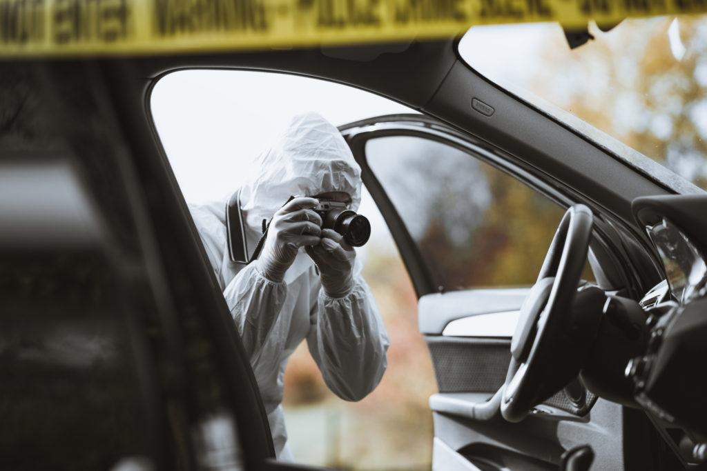 Police Photography - Camera Modes