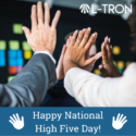 Happy National High Five Day