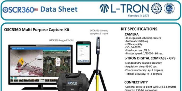 OSCR360 Capture Kit Datasheet
