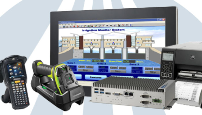Receiving and Sortation + Technology ='' Warehouse Success