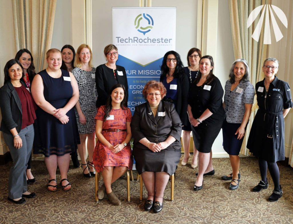 2019 TechRochester Technology Woman of the Year Winners