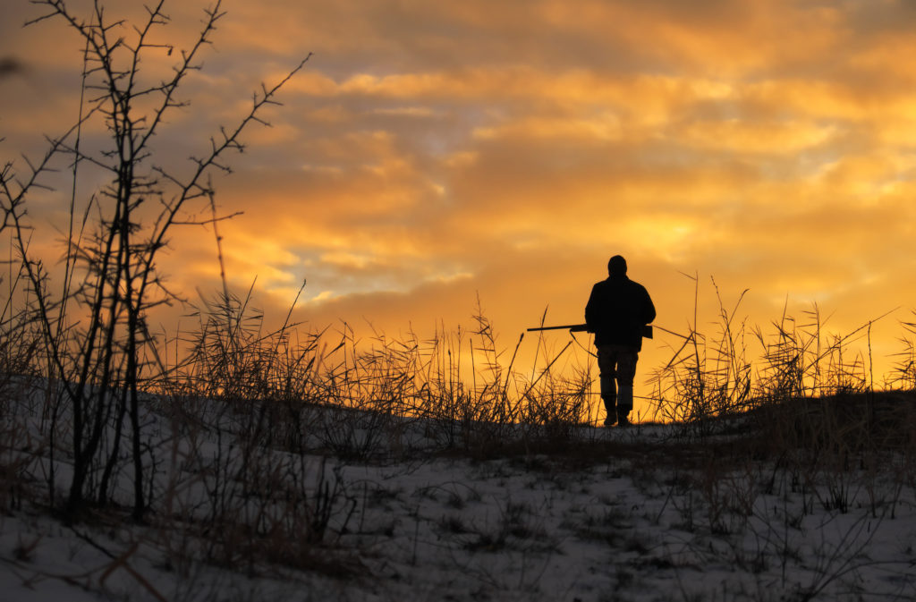 4 causes of hunter-related shooting incidents