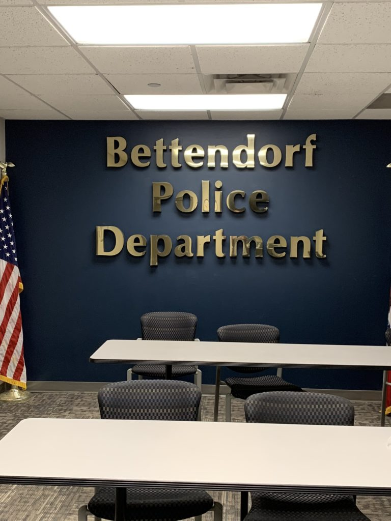 How is Bettendorf Police Department Using OSCR360