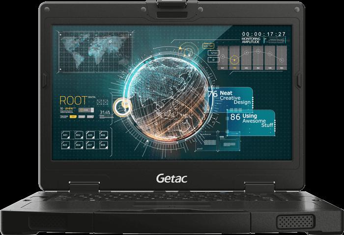 Getac S410 Notebook