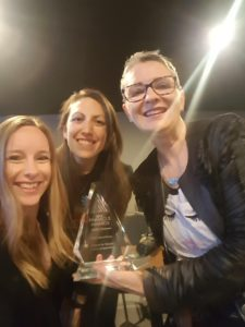 Press Release: L-Tron Wins 2019 AMA Pinnacle Award for 'Best Print Advertising'