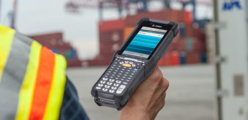New Zebra MC9300 handheld Mobile Computer