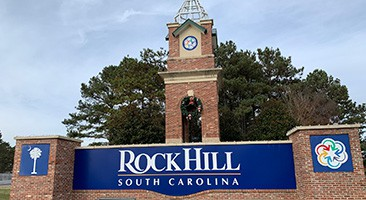 OSCR in Rock Hill - OSCR360 heads back to South Carolina