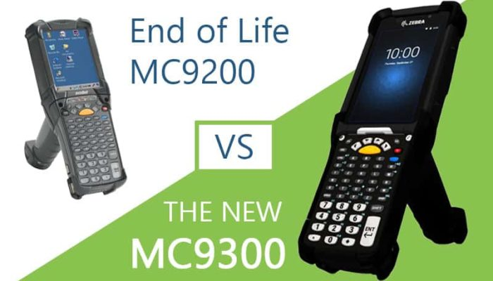 Out with the Old, in with the Zebra MC9300: Say Hello to Android