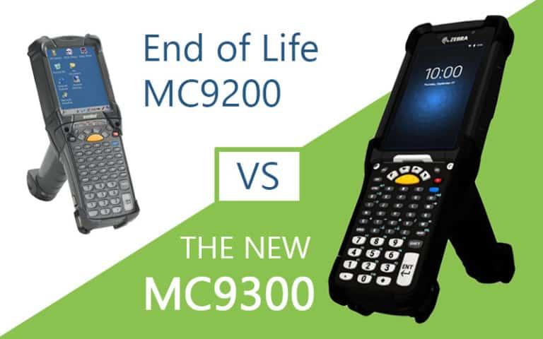 mc9200 vs mc9300