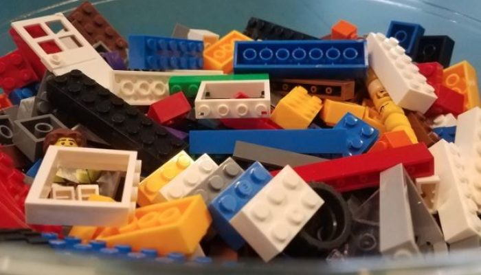 LEGOs: The Building Blocks for a Creative Company Culture