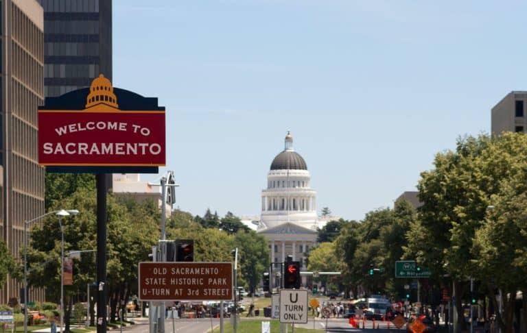 OSCR360 visits departments in California