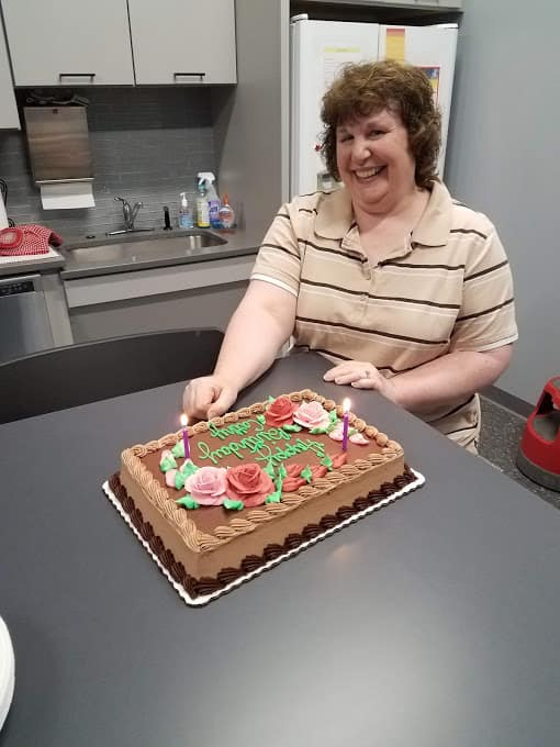 Cathy's Birthday