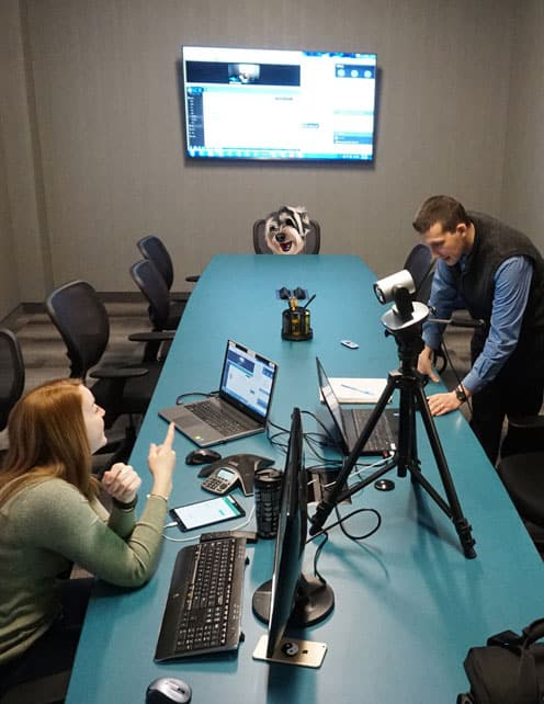 OSCR360 web demonstration