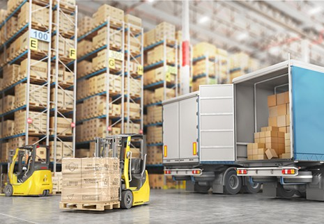 warehouse shipping