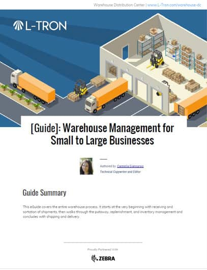 warehouse guide for small to large businesses